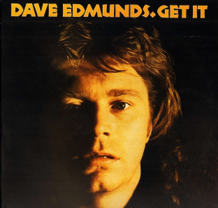 Dave Edmunds - Get It (LP) (VG-/G-)